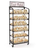 Bakery Display Stands Bakery Stands Retail Storage Racks And Restaurant Supplies 11