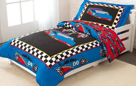 race car toddler bedding set kids l fine cars comforter full superman superhero girls twin double