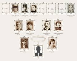 photo family tree template take out photo family tree photoshop tutorial and free template