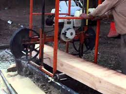 bandsaw mill plans. saw mill diy bandsaw plans