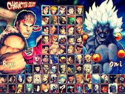 hyper street fighter iv m u g e n hi res game completo by
