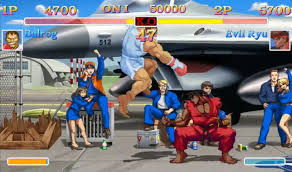 no turbo for ultra street fighter ii