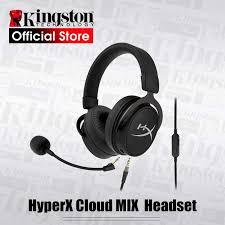 <b>Kingston HyperX Cloud MIX</b> Cable gaming headset Built in mic and ...