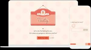 pie order form template online cake order form template typeform templates