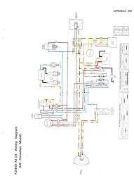 kawasaki kz440 wiring diagram kawasaki wiring diagrams