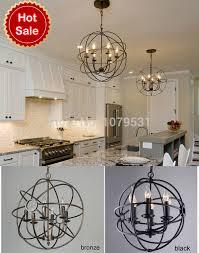 amazing orb light fixture nordic rh vintage pendant sphere foucault s iron within orb light fixture