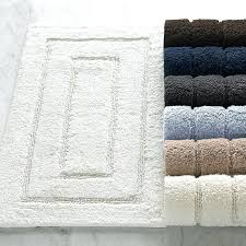 cotton bath rug rugs without latex backing