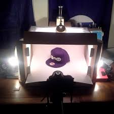 picture of diy photography light box