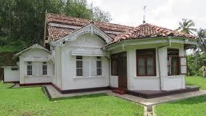Ahangama House Beautiful Colonial House Near Ahangama Lanka Island Properties