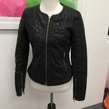 Zara - Zara Trafaluc Large Quilted Faux Leather Jacket from My ... & Zara Trafaluc Large Quilted Faux Leather Jacket Adamdwight.com