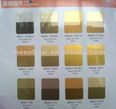 R Color Chart Gold Series Pearlescent Pigment Color Chart Buy Pearl Pigment Gold Powder Golden Pigment Product On Alibaba Com