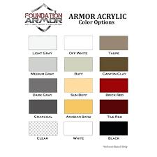 Concrete Sealer Color Chart Gloss Acrylic Sealer Employmentdiscrimination Co