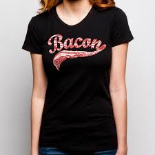 Goodie Two Sleeves went Bacon crazy last week — Hide Your Arms