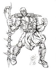 Small Picture Free Printable Coloring Pages Of Mortal Kombat Dalmatian 13590