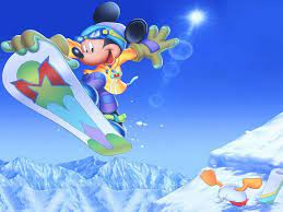 Mickey Mouse Winter Adventures ...