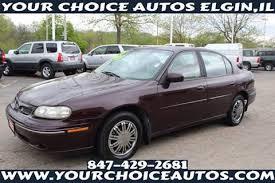 oldsmobile cutlass for carsfor com 1999 oldsmobile cutlass for in elgin il