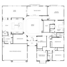 2 Story Homes With Open Floor Plans  Homes ZoneOpen Floor Plans For One Story Homes