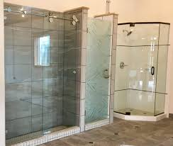Frameless and Framed Shower Enclosures | Charlottesville Glass and ...