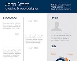 Neat And Engaging Free Resume Templates Ewebdesign