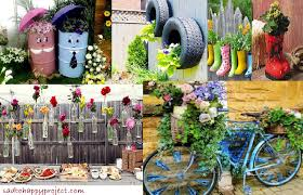 Small Picture 14 DIY Gardening Ideas To Make Your Garden Look Awesome in Your