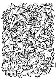 Small Picture Pattern Coloring Pages Coloring Page