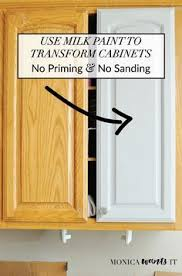 cabinet refacing painted cabinets