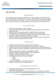 pages CCNA   Skills v     Topics List SlidePlayer
