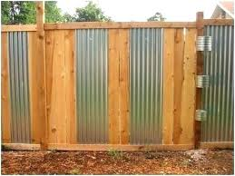 privacy fence design. Wood Privacy Fence Ideas Fences Panels A Buy  Best Corrugated Metal . Design