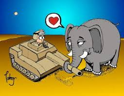 Resultado de imagen de chiste elefante