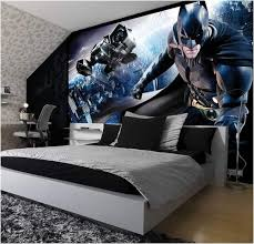 Style with Superhero Batman Mural 1001 ...