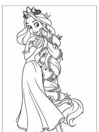 Small Picture Tangled Pascal Coloring Pages Getcoloringpages Com Coloring