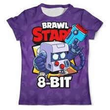 """Мужские <b>футболки</b> c неординарными принтами """"<b>8</b> bit"""" - <b>Printio</b>"""