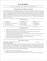 Physical Therapy Resume Amazing Sample Mckinsey Resume Physical Therapy Resume Examples Examples Of