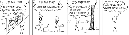xkcd sucks comic a thoughtful essay on tap that ass  you cannot tell me the original is better than this
