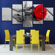 Canvas Painting <b>Photo Modular Picture Wall</b> Art Home Decoration ...