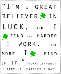 Greatest 5 distinguished quotes about saint patricks day pic Hindi ... via Relatably.com