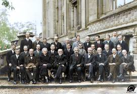 The most intelligent picture ever taken: Participants of the 5th Solvay  Conference on Quantum Mechanics 1927. … | Quantum mechanics, Niels bohr,  Nobel prize winners