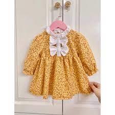 Váy cho bé gái từ 1 - 8 tuổi, đầm thời trang trẻ em hàng thiết kế cao cấp cho  bé từ 6- 32 kg giá cạnh tranh