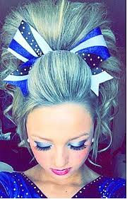 maryland twisters cheer hair this is perfect saved from beccaclar