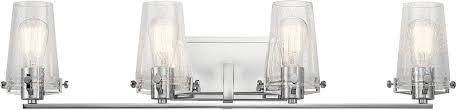 alton lighting. kichler 45298ch alton modern chrome 4-light vanity lighting. loading zoom lighting e