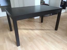 Ikea Tisch Ausziehbar Esszimmertisch New Esstisch In Bjursta