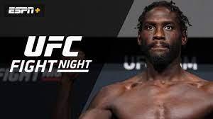 UFC Fight Night Pre-Show: Cannonier vs ...