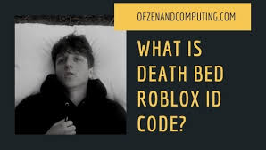 Using kpop roblox id codes is as easy as using any other id code. Death Bed Roblox Id Code August 2021 Song Music Id Codes