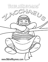 They can serve as a great take home activity. Zacchaeus Super Coloring Pages Coloring Books Coloring Pages