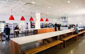 office cafeteria design. Office Tour: Aol Headquarters \u2013 Palo Alto Cafeteria Design