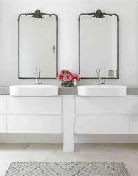 Warm Vintage Style Bathroom Mirrors Bathroom Mirror Home
