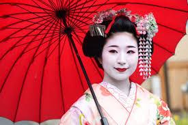 the user argues geisha
