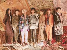 Super Juniors Lo Siento Debuts On Billboards Latin Chart