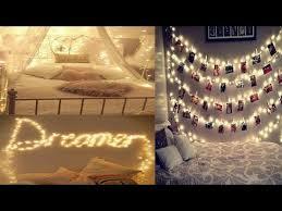 fairy lights room decor l 2020 trendy