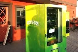 Marijuana Vending Machine Company Awesome Marijuana Vending Machines May Make It A Snap To Get Mile High In